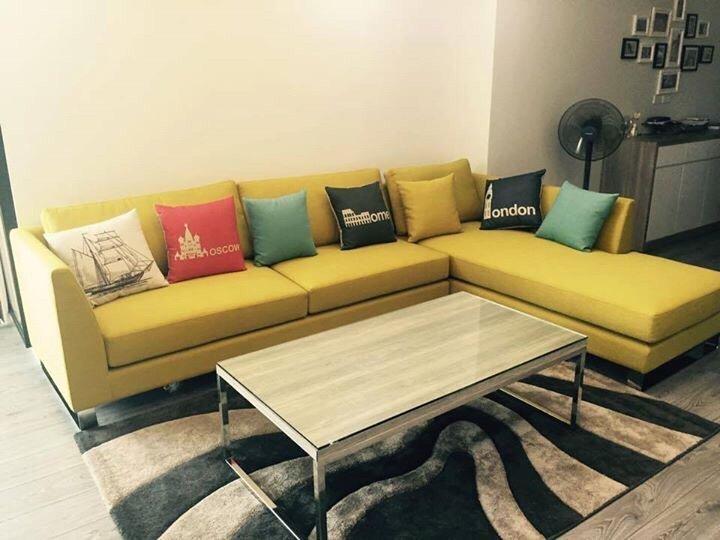 sofa cao cap