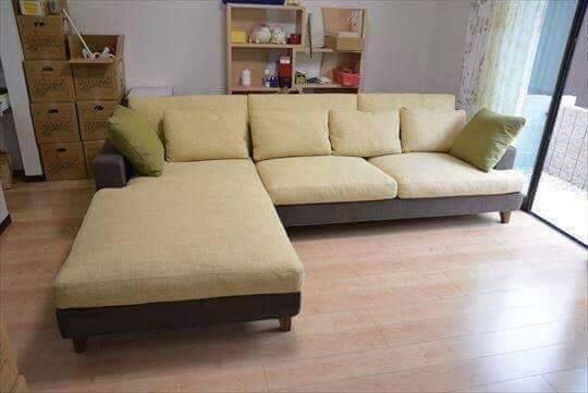SOFA - SALON HGH - 91