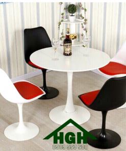 Bàn ghế cafe hiện đại 02