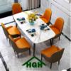 Bàn ghế phòng ăn HGH 16