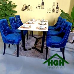 Bàn ghế phòng ăn HGH 17