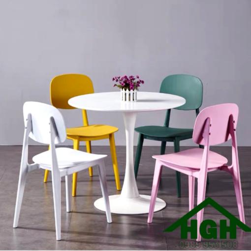 Bộ bàn ghế cà phê 01