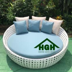 Giường tắm nắng HGH 03