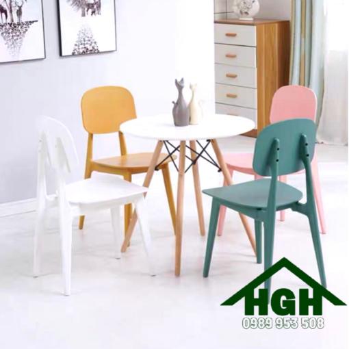 Bàn ghế cafe HGH 49