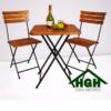 Bàn ghế xếp cafe HGH 29