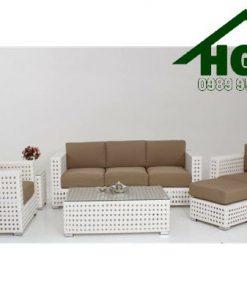 Sofa mây nhựa HGH101