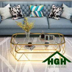 Bàn sofa cao cấp HGH 60