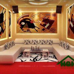 Ghế sofa karaoke HGH78