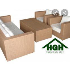 Sofa mây nhựa HGH106